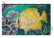 Spotfin Butterflyfish  Carry-all Pouch