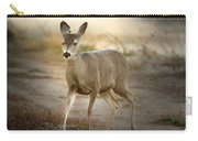 Spotlighted Mule Deer Carry-all Pouch