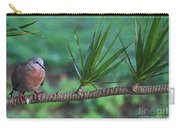 Spotted Dove Carry-all Pouch