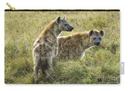 Spotted Hyaena Carry-all Pouch