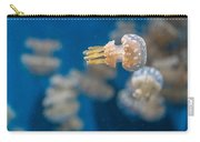 Spotted Jelly Aliens 1 Carry-all Pouch