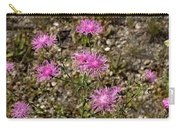 Spotted Knapweed Carry-all Pouch