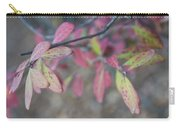 Spotted Leaves Carry-all Pouch