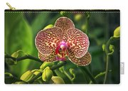 Spotted Orchid Carry-all Pouch