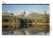 Sprague Lake In Rocky Mountain National Park Carry-all Pouch