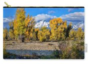 Spread Creek Grand Teton National Park Carry-all Pouch