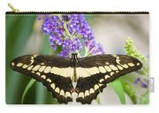 Spread Your Wings My Little Butterfly  Carry-all Pouch