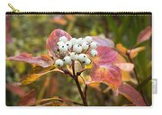 Sprig Of Pearls Carry-all Pouch
