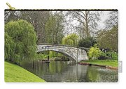 Spring And The River Cam Carry-all Pouch