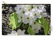 Spring Apple Blossoms Carry-all Pouch