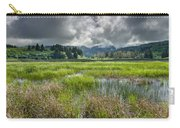 Spring At Dry Lagoon 1 Carry-all Pouch