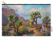 Spring At Joshua Carry-all Pouch