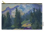 Spring At Mount Rainier Carry-all Pouch