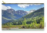 Spring At Silver Jack Carry-all Pouch