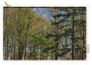 Spring At The Pond Series IIi Carry-all Pouch