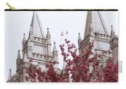Spring At The Temple Carry-all Pouch