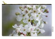 Spring Blooming Bradford Pear Blossoms Carry-all Pouch