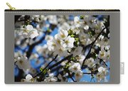 Spring Blossoms, Baltimore Carry-all Pouch