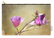 Spring Blossoms - Digital Sketch Carry-all Pouch
