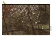 Spring Blossoms Carry-all Pouch by Henry Muhrmann