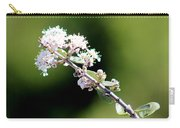 Spring Blossoms White 031015aa Carry-all Pouch