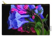 Spring Bluebells Carry-all Pouch