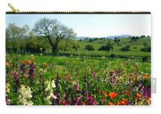Spring Bouquet At Rusack Vineyards Carry-all Pouch