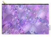 Spring Breeze Pixelated Art Carry-all Pouch