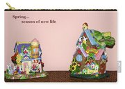 Spring Bunnies Carry-all Pouch