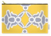 Spring Bunny Design Carry-all Pouch
