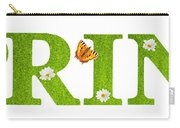 Spring Butterflies Carry-all Pouch