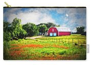 Spring Charm In The Hill Country Carry-all Pouch