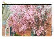 Spring - Cherry Tree By Brick House Carry-all Pouch