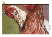 Spring Chickens Carry-all Pouch