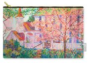 Spring Church Scene Carry-all Pouch