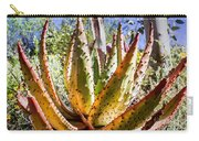 Spring Color In The Desert Carry-all Pouch