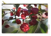 Spring Crabapple Blossom Carry-all Pouch