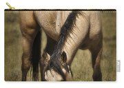 Spring Creek Basin Wild Horse Grazing Carry-all Pouch
