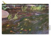 Spring Creek In Oak Canyon Park Carry-all Pouch