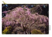 Spring Day In Park Carry-all Pouch