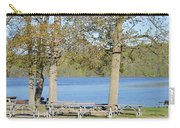 Spring Fed Shepherd Lake Carry-all Pouch