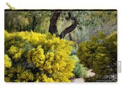 Spring Flora Carry-all Pouch
