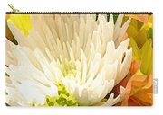 Spring Floral Burst Carry-all Pouch