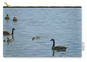 Spring Flotilla With Guardians Carry-all Pouch