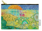 Spring Flourish Carry-all Pouch by Susan Rienzo