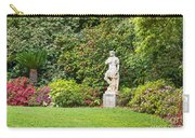 Spring Flower Blooms At The North Vista Lawn Of The Huntington Library. Carry-all Pouch