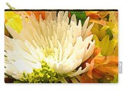 Spring Flower Burst Carry-all Pouch