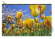 Spring Flowers 12 Carry-all Pouch