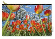 Spring Flowers 7 Carry-all Pouch