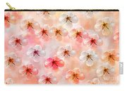 Spring Flowers Abstract 5 Carry-all Pouch
